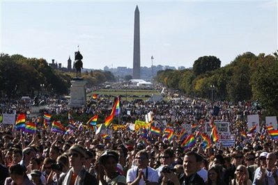 Gay Rights March