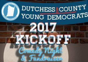 2017 Kickoff Comedy Night & Fundraiser
