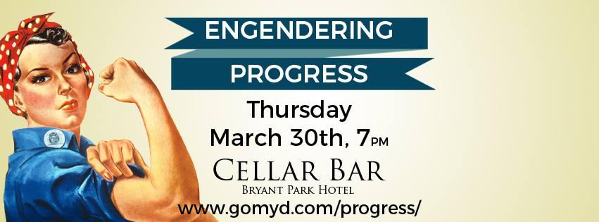 MYD 8th Annual Engendering Progress