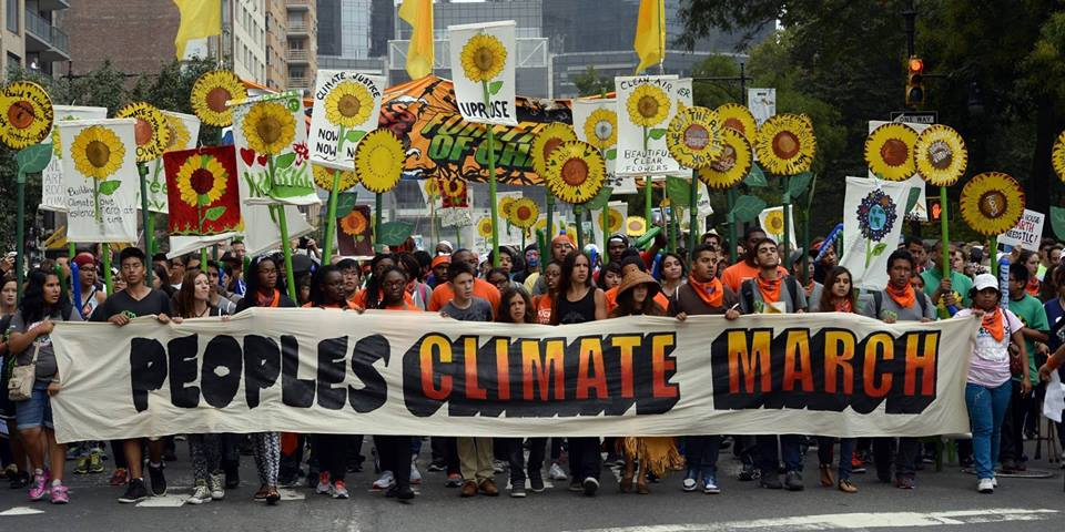 Join QCYD at the People's Climate March in DC