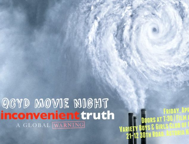 QCYD & Powhatan Dems Screen 'An Inconvenient Truth'