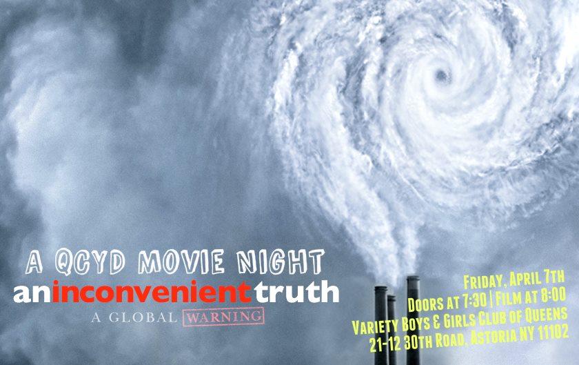 QCYD & Powhatan Dems Screen 'An Inconvenient Truth'