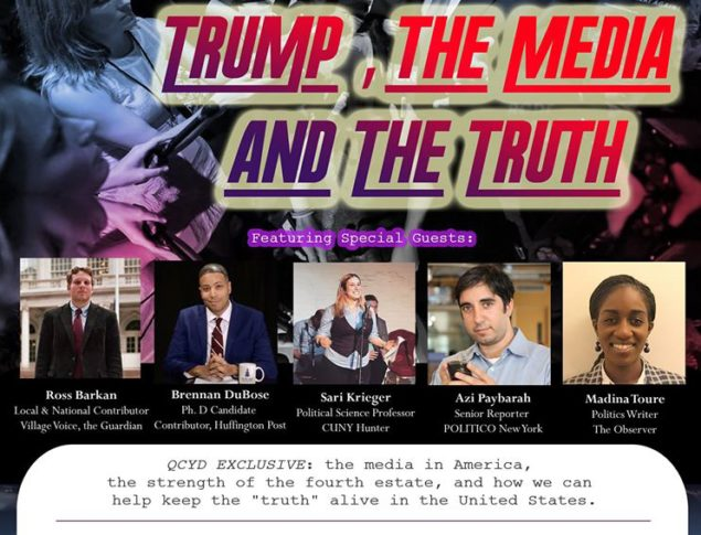 QCYD's Trump, The Media and the Truth