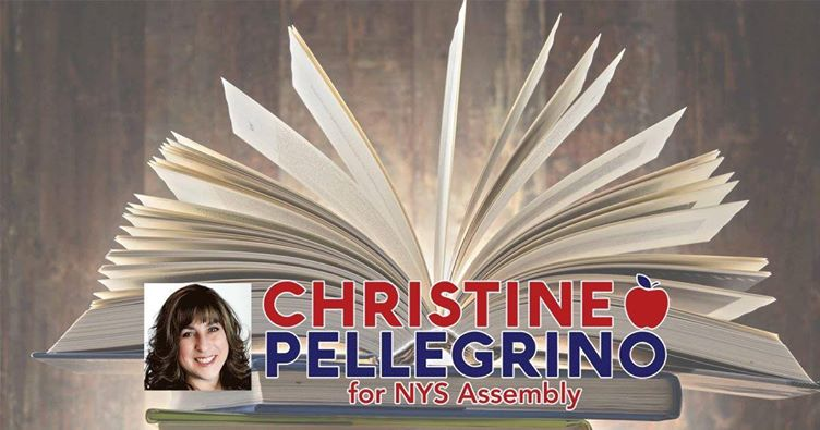 May 21 Canvass for Christine Pellegrino