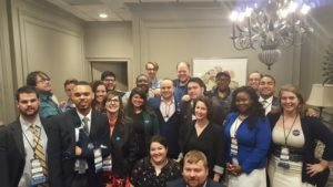 2017-19 NYSYD Executive Board