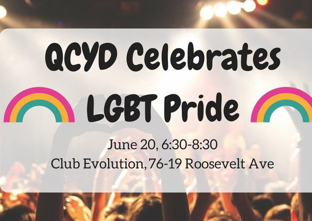 QCYD's Pride Month Celebration