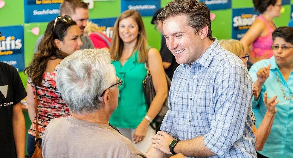 Disability Issues Caucus Phonebank for Sen. James Skoufis